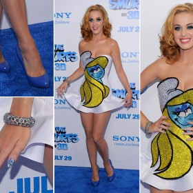 Katy Perry manicure