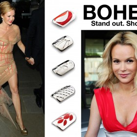 Amanda Holden nails