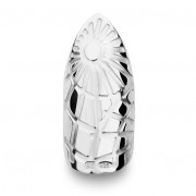 Atlas Stadia 1 Nail BOHEM silver metal nails