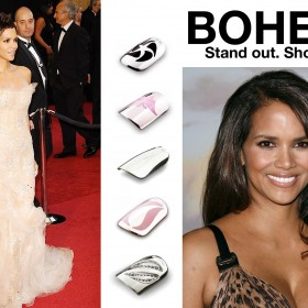 Halle Berry nails