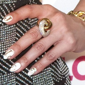 Nail Art From Glamour