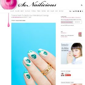 Top nail blogs to follow