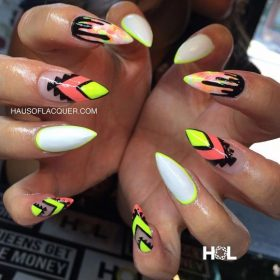 Get your festival nails on!