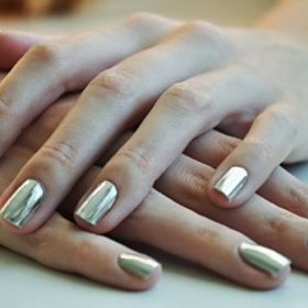 Get Bohem to do your custom Wedding Nails!